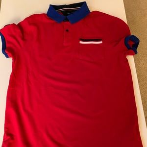 Men's Tommy Hilfiger Polo Tee.
